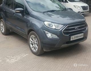 Ford Ecosport 1.5 Petrol Titanium Plus AT BSIV