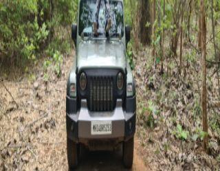 Mahindra Thar LX 4-Str Hard Top Diesel AT
