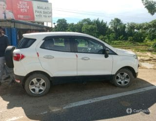 Ford Ecosport 1.5 Ti VCT MT Trend BSIV