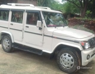 Mahindra Bolero Power Plus SLX
