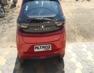 Tata Altroz XZ Plus Turbo