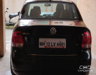2015 Volkswagen Vento 2013-2015 1.6 Comfortline