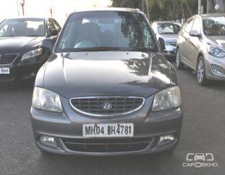 2002 Hyundai Accent GLS