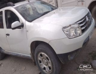 2012 Renault Duster 85PS Diesel RxL Option