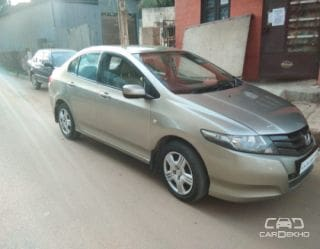 2009 Honda City 1.5 E MT