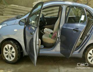 2016 Hyundai Xcent 1.1 CRDi Base