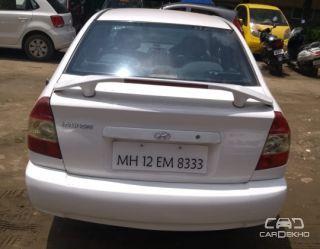 2008 Hyundai Accent GLE 1