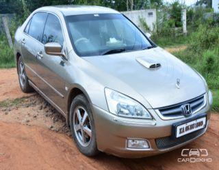 2005 Honda Accord VTi-L MT