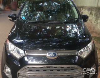 2014 Ford Ecosport 1.0 Ecoboost Titanium