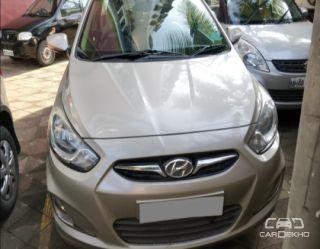 2012 Hyundai Verna 1.6 SX VTVT (O)