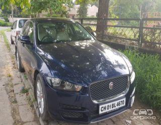 2016 Jaguar XE Portfolio