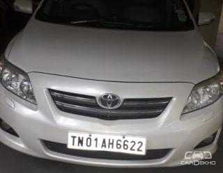 2009 Toyota Corolla Altis 1.8 Sport