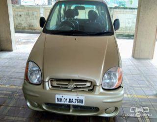 2001 Hyundai Santro AT