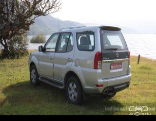 2015 Tata Safari Storme EX