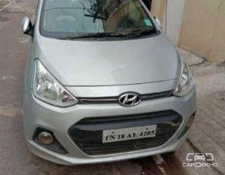 2015 Hyundai Grand i10 CRDi Asta Option