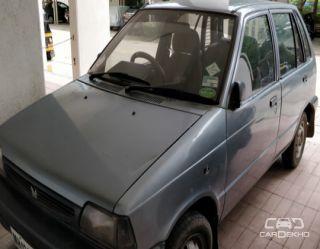 2002 Maruti 800 AC BSIII
