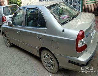 2008 Hyundai Accent GLE CNG