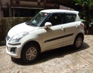 2017 Maruti Swift VXI BSIV