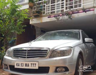 2011 Mercedes-Benz New C-Class C 250 CDI Elegance