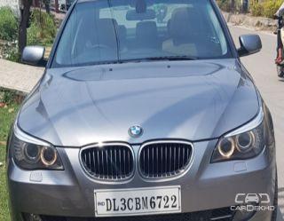 2010 BMW 5 Series 530i Sedan