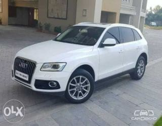 2015 Audi Q5 2.0 TDI Technology