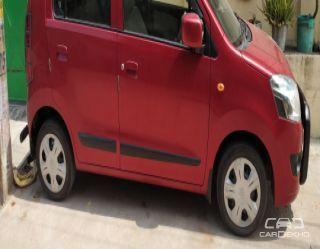2014 Maruti Wagon R VXI BS IV with ABS