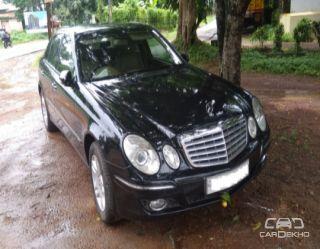 2008 Mercedes-Benz E-Class 280 CDI