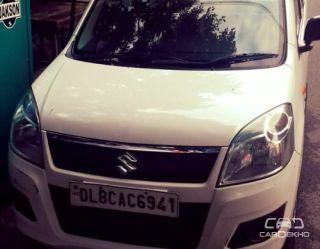 2016 Maruti Wagon R LXI CNG