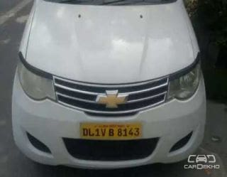 2015 Chevrolet Enjoy TCDi LS 8 Seater