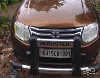 2013 Renault Duster 110PS Diesel RxZ