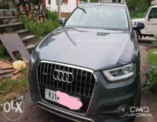 2015 Audi Q3 35 TDI Quattro Premium Plus