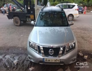2016 Nissan Terrano XL Plus 85 PS