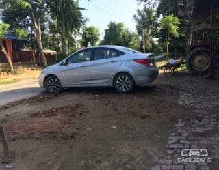 2015 Hyundai Verna 1.6 VTVT SX