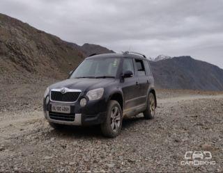2011 Skoda Yeti Ambition 4WD