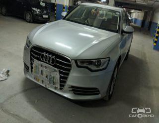 2013 Audi A6 3.0 TDI quattro