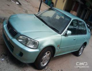 2002 Honda City VTEC