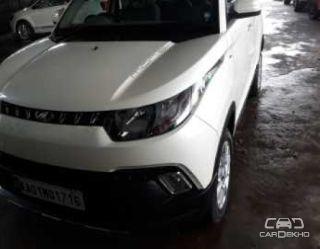 2017 Mahindra KUV 100 D75 K8