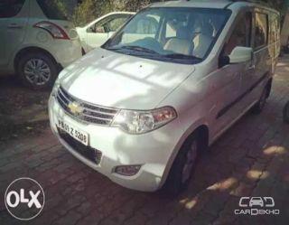 2014 Chevrolet Enjoy TCDi LTZ 7 Seater