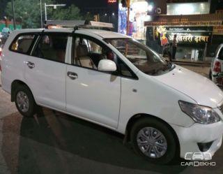 2016 Toyota Innova 2.5 GX (Diesel) 8 Seater