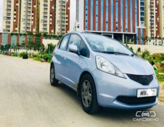 2010 Honda Jazz Basic