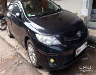 2012 Toyota Corolla Altis Diesel D4DGL
