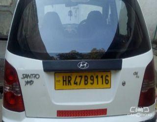 2013 Hyundai Santro Xing GLS CNG
