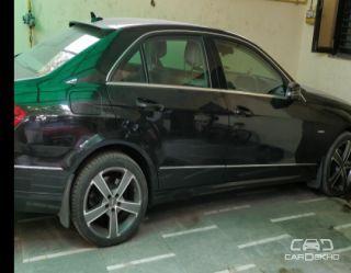 2012 Mercedes-Benz E-Class 2009-2013 E 220 CDI Avantgarde