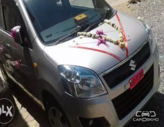 2018 Maruti Wagon R AMT VXI Option