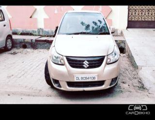 2008 Maruti SX4 Zxi BSIII