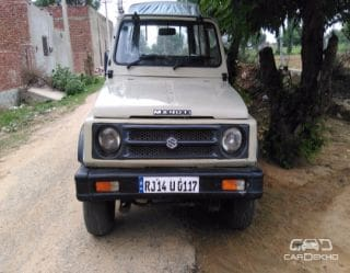 2004 Maruti Gypsy King Soft Top BSII