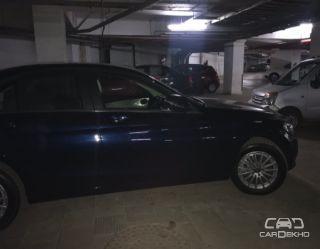 2017 Mercedes-Benz New C-Class C 220 CDI Style