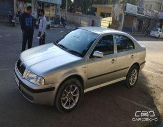 2005 Skoda Octavia L and K 1.9 TDI MT