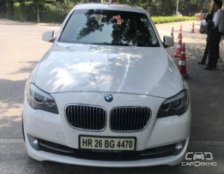 2010 BMW 5 Series 525d Sedan