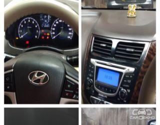 2011 Hyundai Verna 1.6 EX VTVT